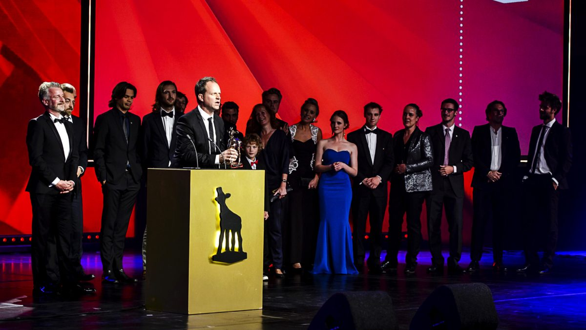 European Film Awards and the Film They Couldn't Refuse